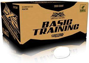 GI best training paintballs